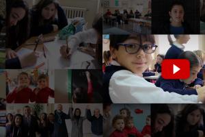 """""""Più grandi insieme"""", l'Istituto San Benedetto si racconta in uno spot"""