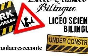 CONFERENZA STAMPA PER I NUOVI LICEI SAN BENEDETTO
